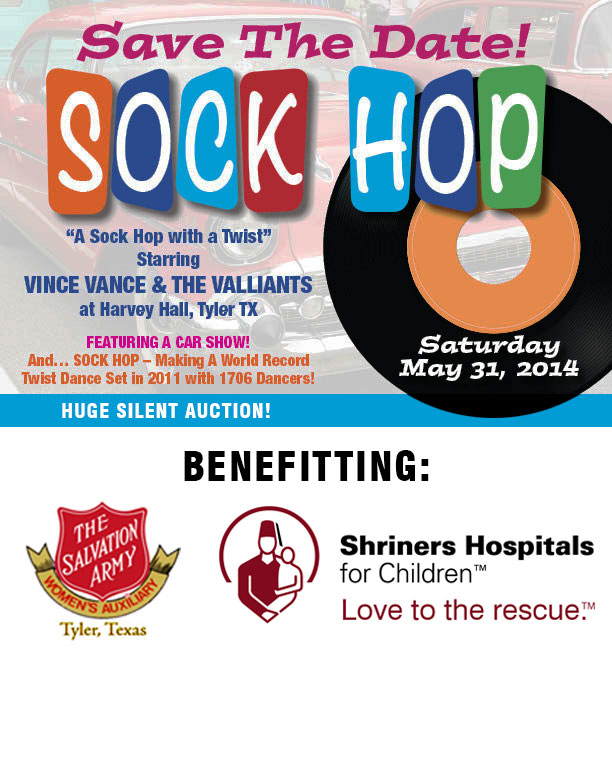 Sock Hop Tyler Texas